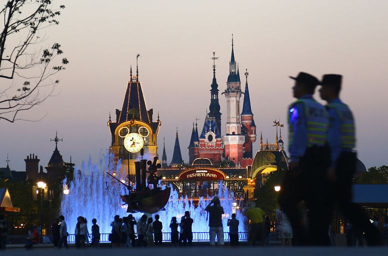 Scenes of Shanghai Disneyland Hotel