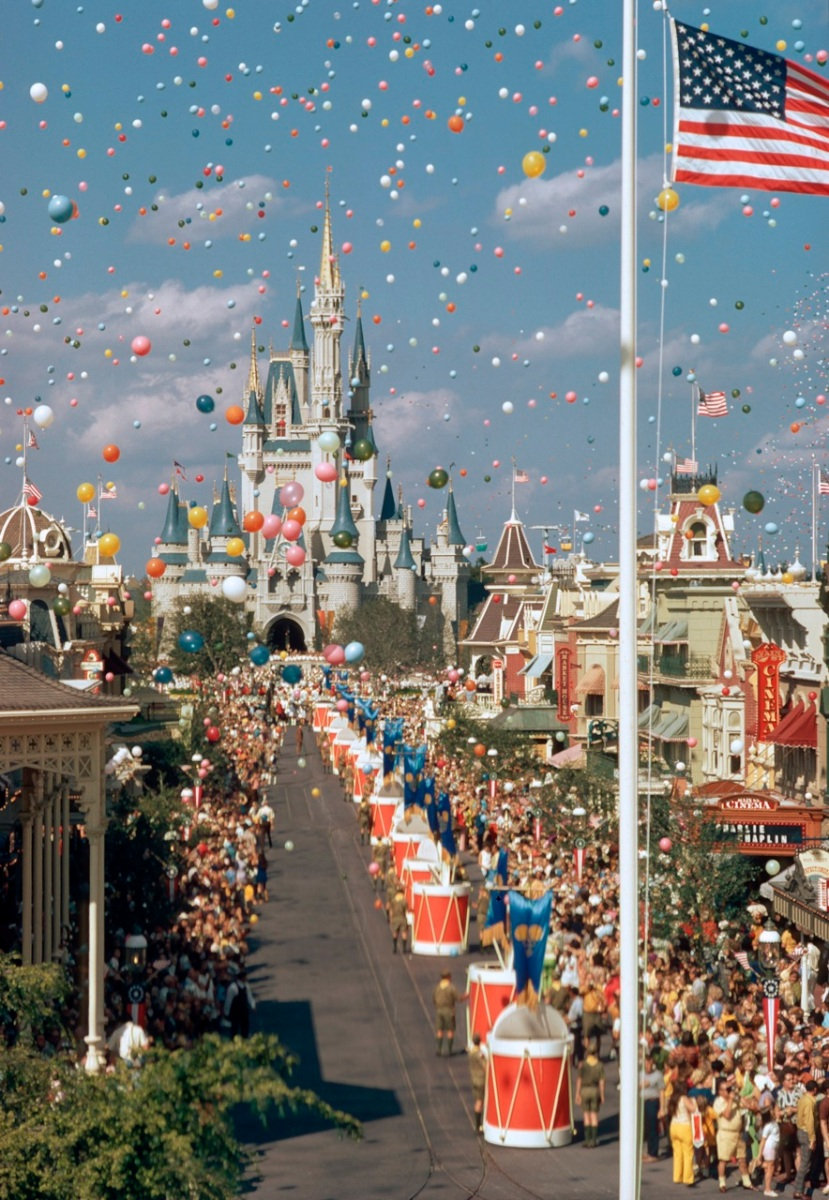 Como a Disney surgiu?
