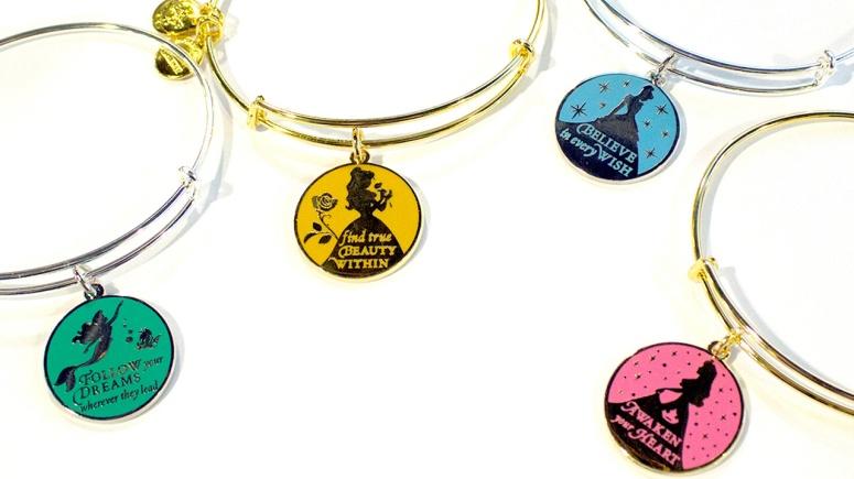 coleção-pulseiras-Princesas-Alex-and-Ani