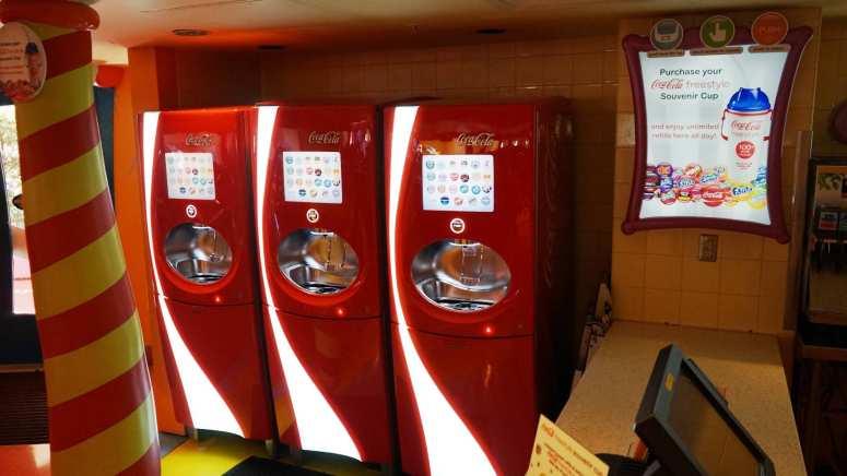 Coca-Cola-Freestyle-Souvenir-Cup-Máquinas