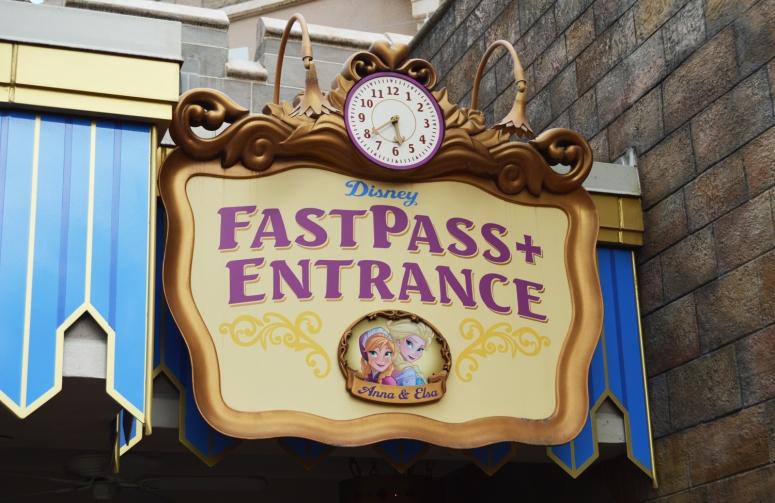 Magic-Kingdom-Fantasyland-Anna-and-Elsa-Fairytale-Hall-Fastpass-Entrance